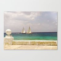Cozumel, Mexico Canvas Print