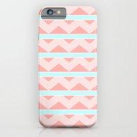 Pastel pattern iPhone 6 Slim Case