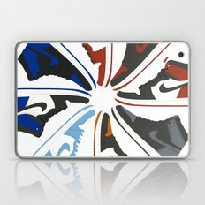 Color Wheel No.001 Laptop & iPad Skin