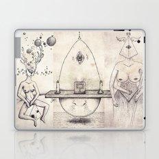 Tarot: I - The Magician Laptop & iPad Skin