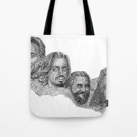 Mount Awesomore Tote Bag