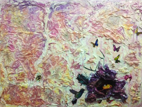 Fly, Fly Away.. Art Print