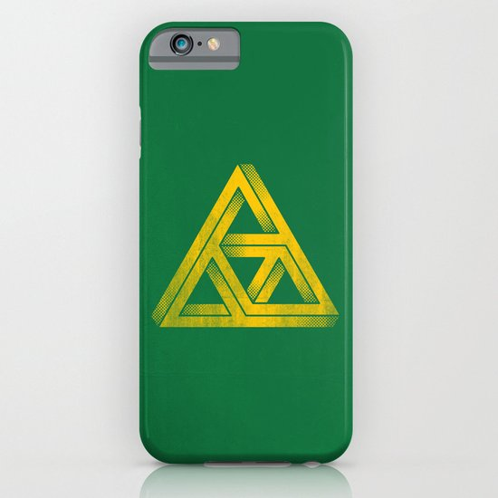 Penrose Triforce iPhone & iPod Case