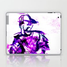 plum chair Laptop & iPad Skin