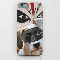 iPhone & iPod Case featuring Kabooki Pooch in training by C...