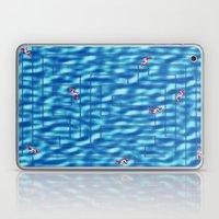 Fish In A Maze Laptop & iPad Skin