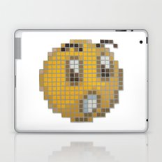 Emoticon Ohh Laptop & iPad Skin
