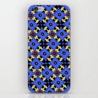 Beetles Pattern iPhone & iPod Skin