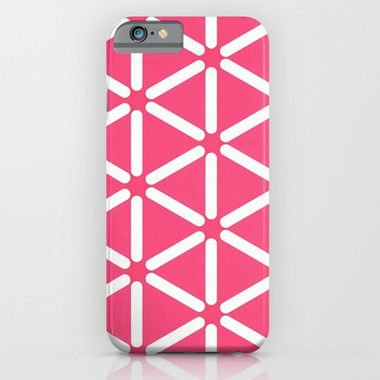 Wildeman Pink iPhone & iPod Case