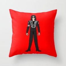 This Is IT - Jackson Michael Throw Pillow