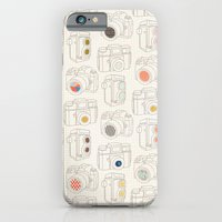 iPhone & iPod Case featuring Viewfinder by KIMBERLY SABEL STUDIO