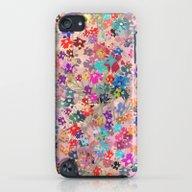 Flower Carpet(41). iPod touch Slim Case
