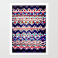 TRIBAL MIND Art Print