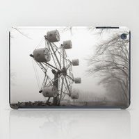 Amusements on the Road of Life iPad Case