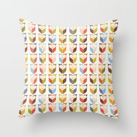 Owl You Need Is..  Throw Pillow