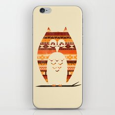 Native Owl iPhone & iPod Skin