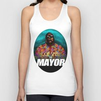 Biggie Smalls for Mayor Unisex Tank Top