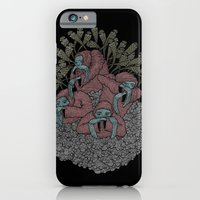 iPhone & iPod Case featuring Enchanted Nightmares by Steve Wierth