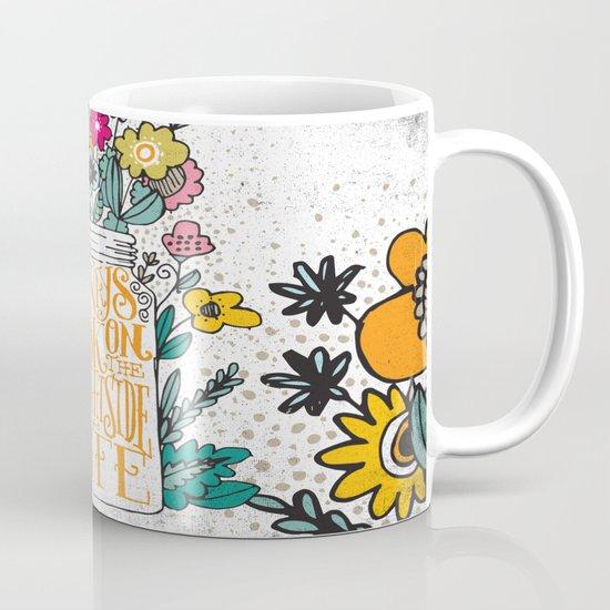 ALWAYS LOOK ON THE BRIGHT SIDE... Mug