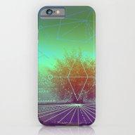 HIDDEN LAKE iPhone 6 Slim Case