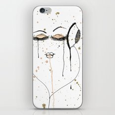 Out Of It iPhone & iPod Skin