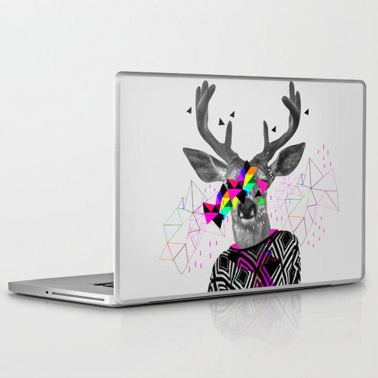 WWWW Laptop & iPad Skin