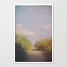 To the Shore Canvas Print