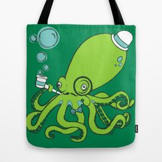 Mr.Octopus Tote Bag