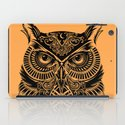 Warrior Owl 2 iPad Case
