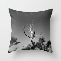 The Ascent.  Throw Pillow
