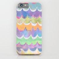 Mia Wave {Orange} iPhone 6 Slim Case