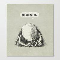 Ant! Canvas Print