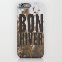 bon hiver. iPhone 6 Slim Case