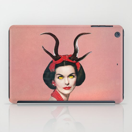Demon iPad Case