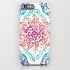 Indian Ink - Rainbow version Slim Case iPhone 6s