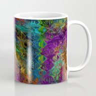 Liquid Abstract Mug