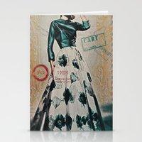 Carte Postale Stationery Cards