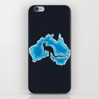 Australia iPhone & iPod Skin