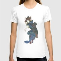 japanese T-shirts featuring japanese by Maria Durgarian