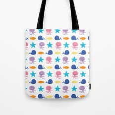 I sea you, Baby (The Essential Patterns of Childhood) Tote Bag