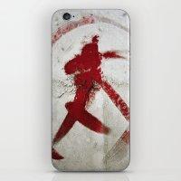 Painted Tuna iPhone & iPod Skin