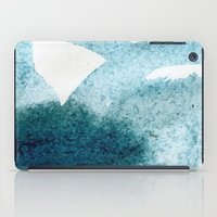 watercolor3 iPad Case