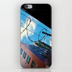 Barbed In Seattle iPhone & iPod Skin