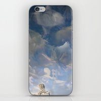 Semiotic Sky  iPhone & iPod Skin