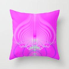 Fancy Onion Throw Pillow