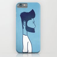 iPhone & iPod Case featuring Self Portrait by Antoine Dutilh