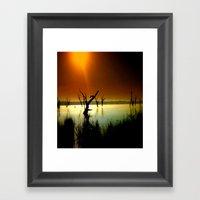 Nature's Gift Framed Art Print