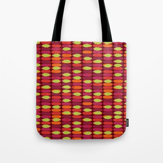 holly stack Tote Bag