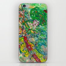 Cancer, The Loving Mother: June 22 - July 22 iPhone & iPod Skin
