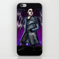 QUEENBERT iPhone & iPod Skin